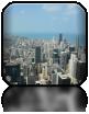 Panorama miasta z Willis Tower