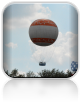 Balon nad Warszawą