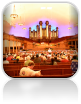 Słynne Tabernacle gdzie mieliśmy możliwość posłuchać kilku utworów muzyki klasycznej