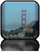 Golden Gate Bridge od strony północnej