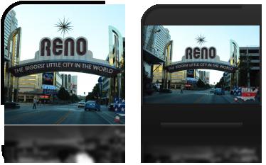 Reno - największe małe miasto na świecie ;)