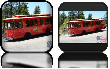 Komunikacja miejska w South Lake Tahoe